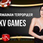 3 Permainan Terpopuler PKV Games